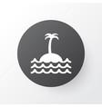 island icon symbol premium quality isolated reef vector image vector image
