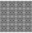 monochrome abstract seamless pattern vector image vector image