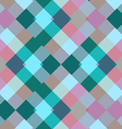 Colorful seamless pattern geometric vector image vector image