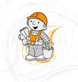 Construction element vector image vector image