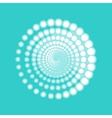 Abstract technology circles sign vector image vector image