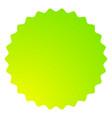 badge starburst sunburst button background blank vector image