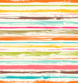 Abstract background with hand drawn stripes vector image vector image