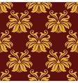 Lush foliate seamless pattern vector image vector image