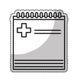 notepad icon image vector image vector image