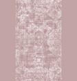 Vintage baroque damask ornament pattern