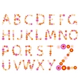 Daisy alphabet