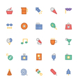 Celebration and Party Icons 2 vector image vector image