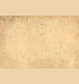 grunge old dirty paper texture vector image vector image