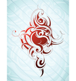 tattoo art vector image vector image