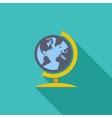School globe vector image vector image