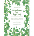 Wedding invite invitation menu card floral