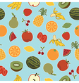 fruit patterns vector image