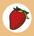 strawberry healthy fresh image vector image vector image