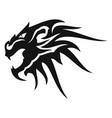 dragon 3 vector image