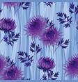 fall chrysanthemum stock vector image