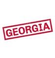 Georgia rubber stamp vector image vector image