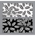 Gift Voucher Template for Summer Natural