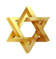 judaism star seal solomon icon vector image