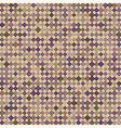 Seamless pattern with small spots vector image
