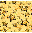 Star fruit pattern vector image
