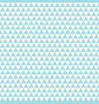 abstract blue sky triangle pattern seamless vector image