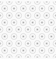 abstract seamless pattern of regularly repeating vector image