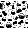 handbag pattern vector image