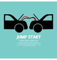 Jump Start vector image vector image