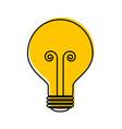 business idea creativity innovation icon vector image vector image