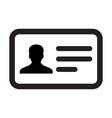 employee icon male user person profile avatar vector image vector image
