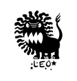 Leo vector image vector image