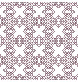 geometric pattern seamless abstract line vector image vector image