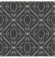 Sacred geometry seamless pattern