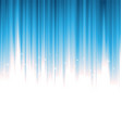 vertical rays of light vector image vector image
