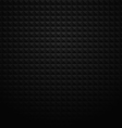 black background Seamless tiles texture vector image vector image