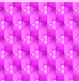 pink pattern background vector image vector image