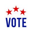 Usa vote text presidential election day usa