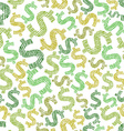 Dollar seamless pattern economy and money theme vector image