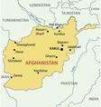 Islamic Republic of Afghanistan - map