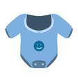 baby cute clothing vector image vector image