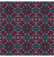 Abstract geometric tiles pattern ornamental vector image vector image