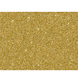 gold glitter background texture glittery vector image vector image