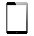 i pad tablet computer vector image