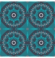abstract seamless pattern with graceful lace vector image