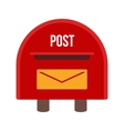 Letterbox vector image vector image