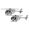 Md helicopters mh-6 ah-6 little bird