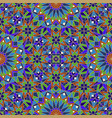 morrocan pattern vector image vector image