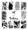 set texture vector image