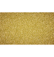 gold glitter background texture vector image
